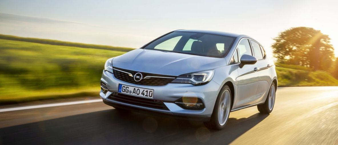 Fino al 21% di CO2 in meno: l'Opel Astra più efficiente di sempre