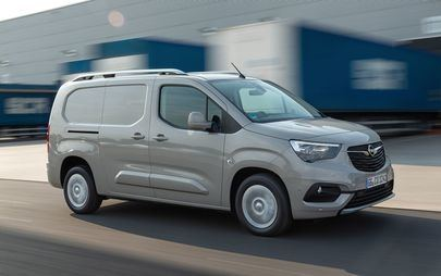 Il nuovo Opel Combo eletto International Van of the Year 2019
